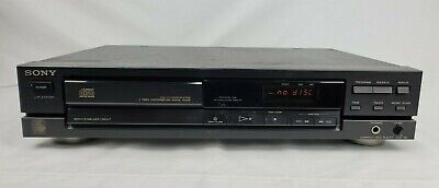 AU170 • Buy Sony CDP-190 Stereo Compact Disc CD Player