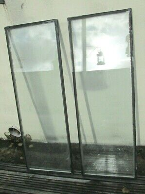 2 X Small Double Glazed Sealed Window Units - Ideal For Shed, Out Building Etc.. • 20£