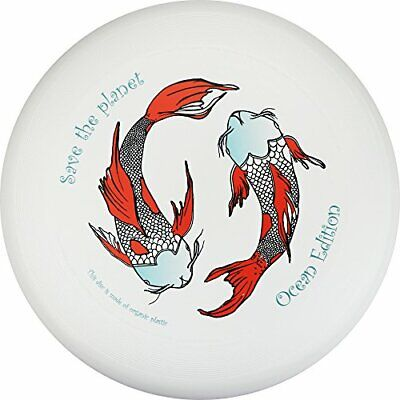 Eurodisc 175g 4.0 Ultimate Frisbee Competition Disc Made Of Organic Plastic With • 21.99£