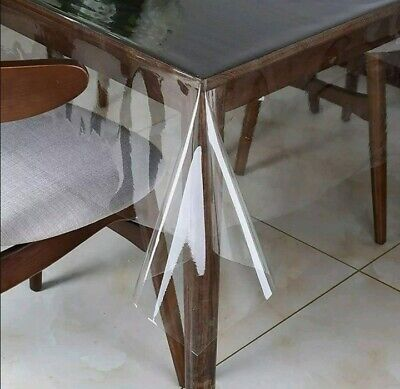 £6.54 • Buy Plastic Sheet, Suitable For Office Table, Dining Table, Coffee Table,easy To Fit