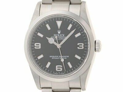 $ CDN10053.36 • Buy ROLEX Explorer 1 114270 SS Automatic #D054