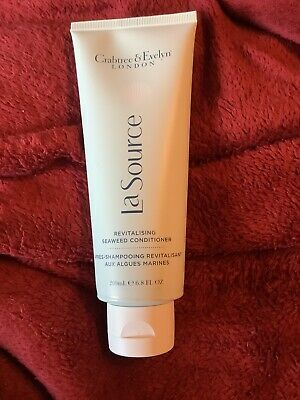 Crabtree And Evelyn La Source Conditioner 200ml Brand New Sealed • 12.99£