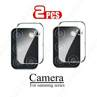 £5.63 • Buy 2Pcs Camera Lens Tempered Glass For Samsung Galaxy S20 FE A51 A71 A50 A70 S20