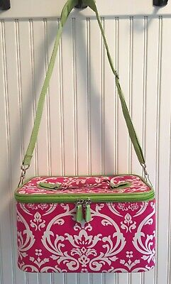$14.99 • Buy Irish Dance Bag/Box Handle & Shoulder Strap Great For Accessories Mirror Inside
