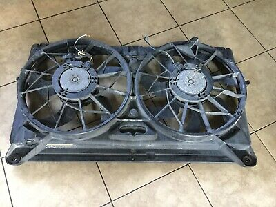 $125 • Buy 05-06 Chevy Silverado Tahoe Suburban Escalade Radiator Cooling Fan Assembly