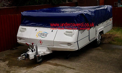 Conway Crusader 2004-2007 Trailer Tent/ Folding Camper Cover. Hand Made • 185£