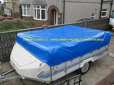 Conway Crusader 1997-2003 Trailer Tent/ Folding Camper Cover. Hand Made • 168£