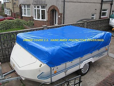 Conway Cruiser 1997-2003 Trailer Tent/ Folding Camper Cover. Hand Made • 142.50£