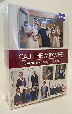 £28.47 • Buy [REGION 2+4 DVD] Call The Midwife Series 1-5 Complete | DVD |