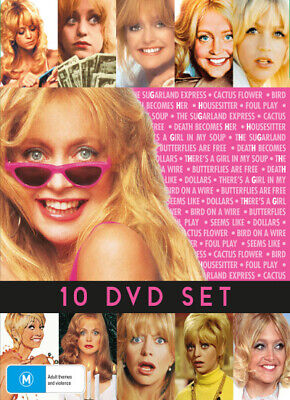 £44.81 • Buy Goldie Hawn Collection (1969) [new Dvd]