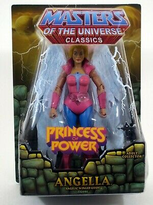 $19.99 • Buy *DAMAGED PACKAGE* Masters Of The Universe Classic ANGELLA Princess Of Power MOTU