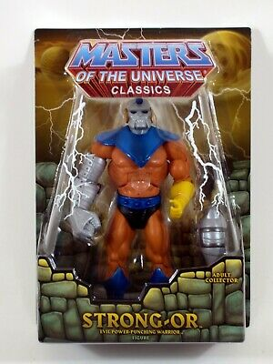 $18.99 • Buy *DAMAGED PACKAGE* Masters Of The Universe Classics STRONG-OR Evil Warrior MOTU