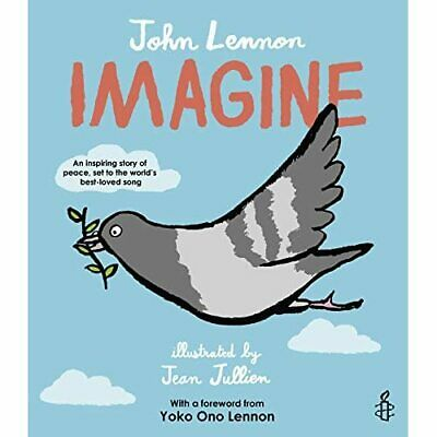 Imagine - John Lennon, Yoko Ono Lennon, Amnesty Interna - Paperback / Softback N • 8.99£