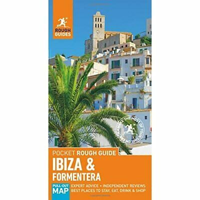 Pocket Rough Guide Ibiza And Formentera: (Travel Guide) - Paperback / Softback N • 9.09£