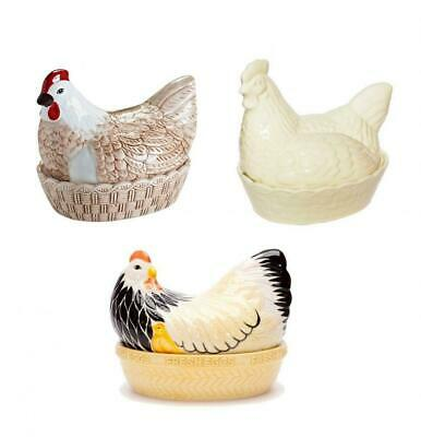 Mason & Cash Ceramic Hen Kitchen Egg Storage Nest Display Holder Rack Basket • 24.95£