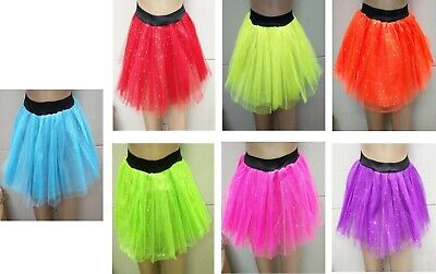 Womens High Quality Tutu Skirt Ladies Fancy Dress Party Hen Costume Ballerina • 2.99£