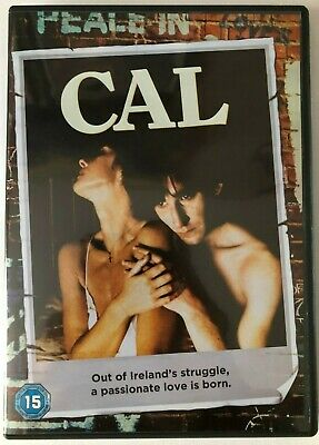 CAL - R2 DVD - 1984 - HELEN MIRREN - JOHN LYNCH - Music By MARK KNOPFLER • 2.40£