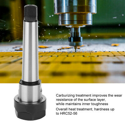 $17.99 • Buy MTA0 ER20 Collet Chuck Holder Morse Taper Shank For CNC Lathe Metalwork Tools