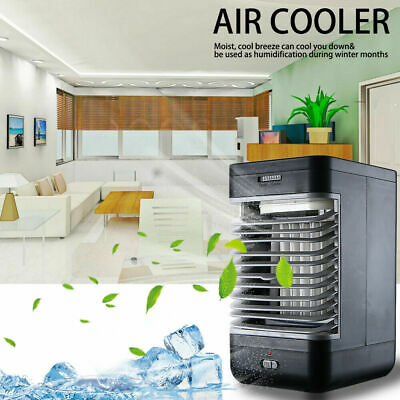 AU32.89 • Buy 2020 Air Conditioner Wireless Mobile Fan Cooler Mini Fan Humidifier System Gifts