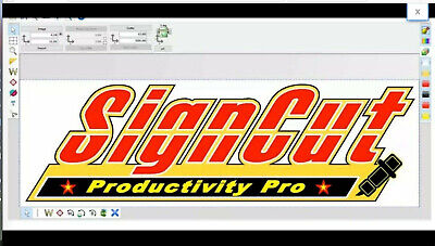 £3.10 • Buy Signcut Productivity Pro FULL VERSION Life Time Activation Software For Cutters