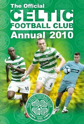 £1.99 • Buy Official Celtic FC 2010 Annual By Gregor Kyle Hardback Book The Cheap Fast Free