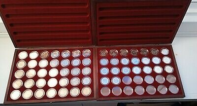 Job Lot £2 Two Pound Coin Collection 58 Coin 1986 - 2019 • 625£