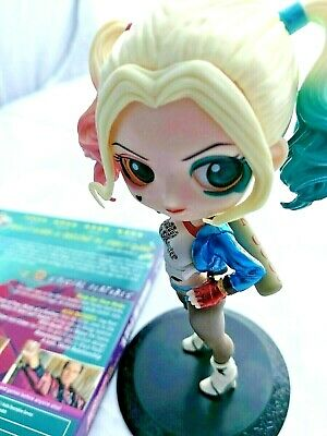 Blu Ray Birds Of Prey And The Fantabulous Emancipation Of Harley Quin + Figurine • 17.99£