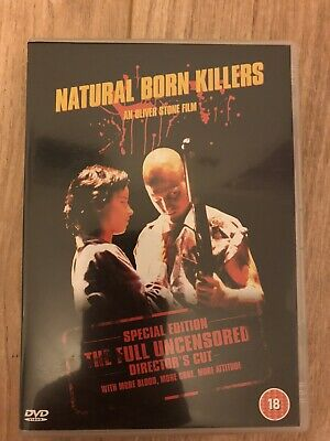 Natural Born Killers DVD • 0.99£