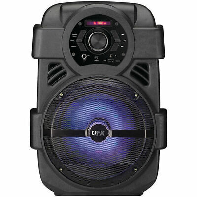 $ CDN113.19 • Buy QFX PBX-8 8  Rechargeable Bluetooth Party Speaker