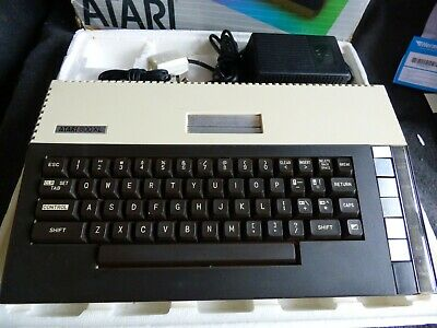 Atari 800xl (vgc) Fully Tested Trusted Seller • 195£