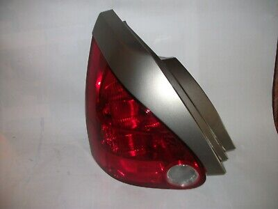$25 • Buy Nissan Maxima Tail Light Left/Driver Side 2004-2008 Used OEM Scuffed Lens