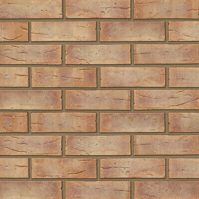 400 Per Pack, Ibstock Hardwicke Minster Beckstone Mixture, 65mm, Wall, Bricks • 356.95£