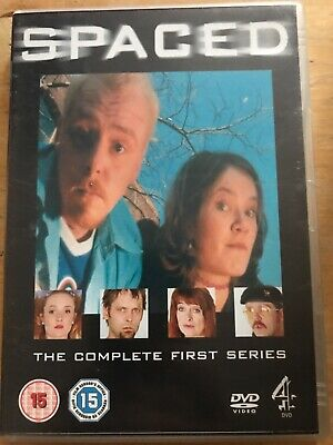 £1.98 • Buy Spaced: Series 1 [DVD] [1999] Simon Pegg And Jessica Stevenson CHANNEL 4 COMEDY