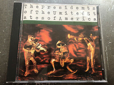 Presidents Of The United States Of America - Debut CD Album (1995) - Very Good • 1.29£