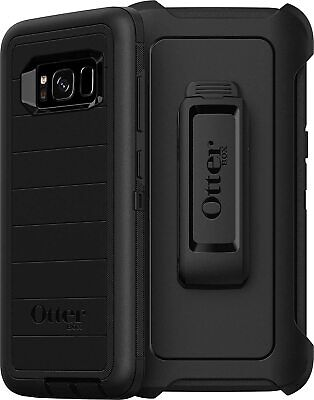 $ CDN27.96 • Buy OtterBox Defender Series Rugged Case & Holster For Samsung Galaxy S8 - Black