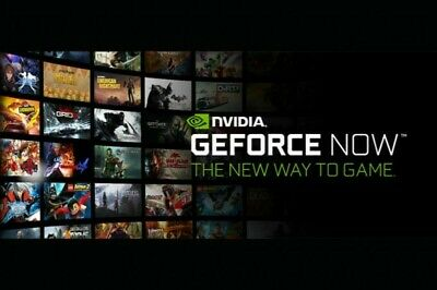 $ CDN12.31 • Buy Nvidia Geforce Now | Free Tier | Pc / Mac Global| Instant 24/7