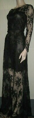 AU27.07 • Buy Unbranded Formal Occasion/special Party Event Long Maxi Dress Size 10/12