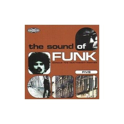 Various Artists - The Sound Of Funk: SERIOUS 70'S H... - Various Artists CD Z2VG • 5.92£