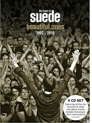 Suede - Beautiful Ones: The Best Of Suede 1992-2018 [Boxset] [New CD] Boxed Set, • 23.22£