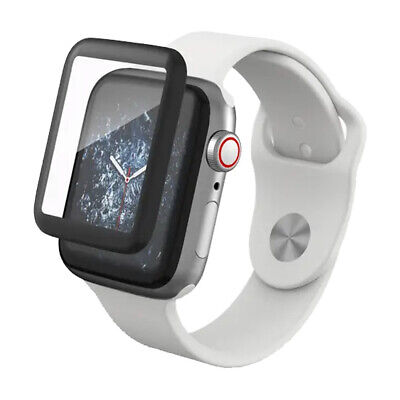 AU17.75 • Buy Zagg Invisibleshield Glass Curve Elite For Apple Watch Series 4/5/6 44mm