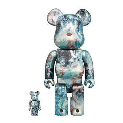 $430 • Buy Bearbrick Pushead #5 100% & 400%