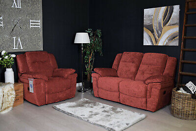 LA-Z-BOY - Augustine 2 Seater Manual Recliner & Electric Recliner Chair • 1,429.99£