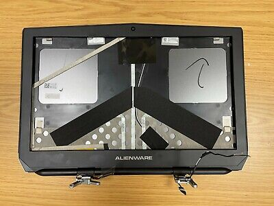 $ CDN61.61 • Buy Dell Alienware 17 R2 Lcd Back Cover With Hinges + Bezel Jtc3w 0jtc3w (j1)