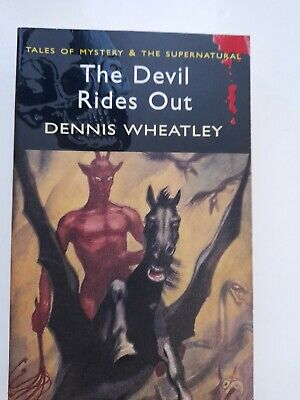 The Devil Rides Out (Wordsworth Mystery & Supern... By Dennis Wheatley Paperback • 3.50£