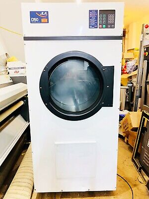 ADC D50 23kg Commercial Industrial Gas Laundry Dryer Ipso Miele Coin Operated • 1,900£