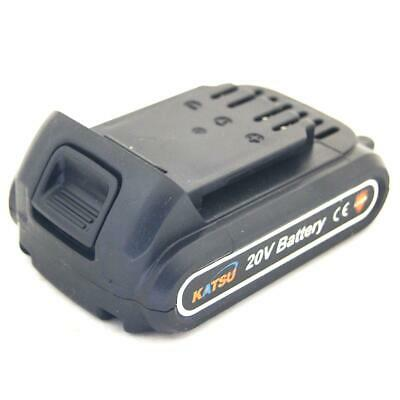 Replacement Battery 2.0A For Katsu Cordless Tools  102820 102752 • 12.99£
