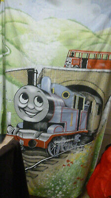 Thomas The Tank Engine,duvet Cover And Pillow Case,single Bed • 5£
