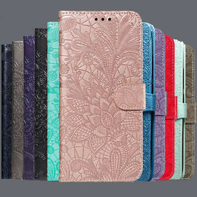 AU14.69 • Buy For IPhone 12 Pro Max Mini 11 XS 8 Case Magnetic Flip Leather Stand Wallet Cover