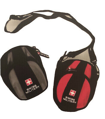 Swiss Military Travel Gear Instructors Pouch Bag • 7.99£