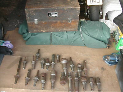 CNC Milling Machine Mill Arbor Tools Job Lot YASDA BORING AND MILLING TOOLS • 500£